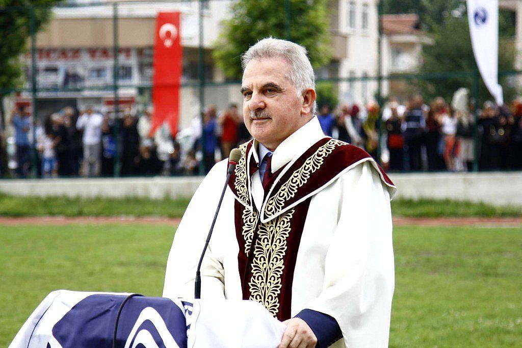 SAÜ Eğitim Fakültesi Mezuniyet Töreni-2015 (1)
