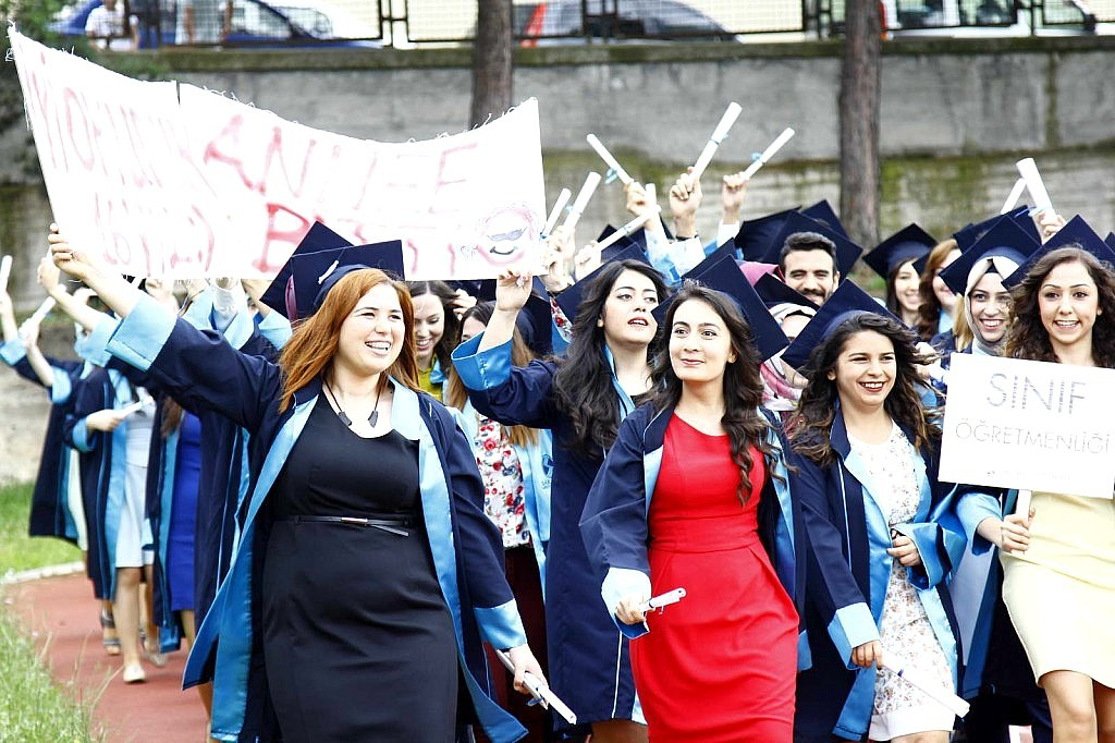 SAÜ Eğitim Fakültesi Mezuniyet Töreni-2015 (11)