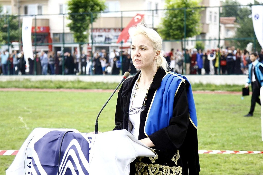 SAÜ Eğitim Fakültesi Mezuniyet Töreni-2015 (2)