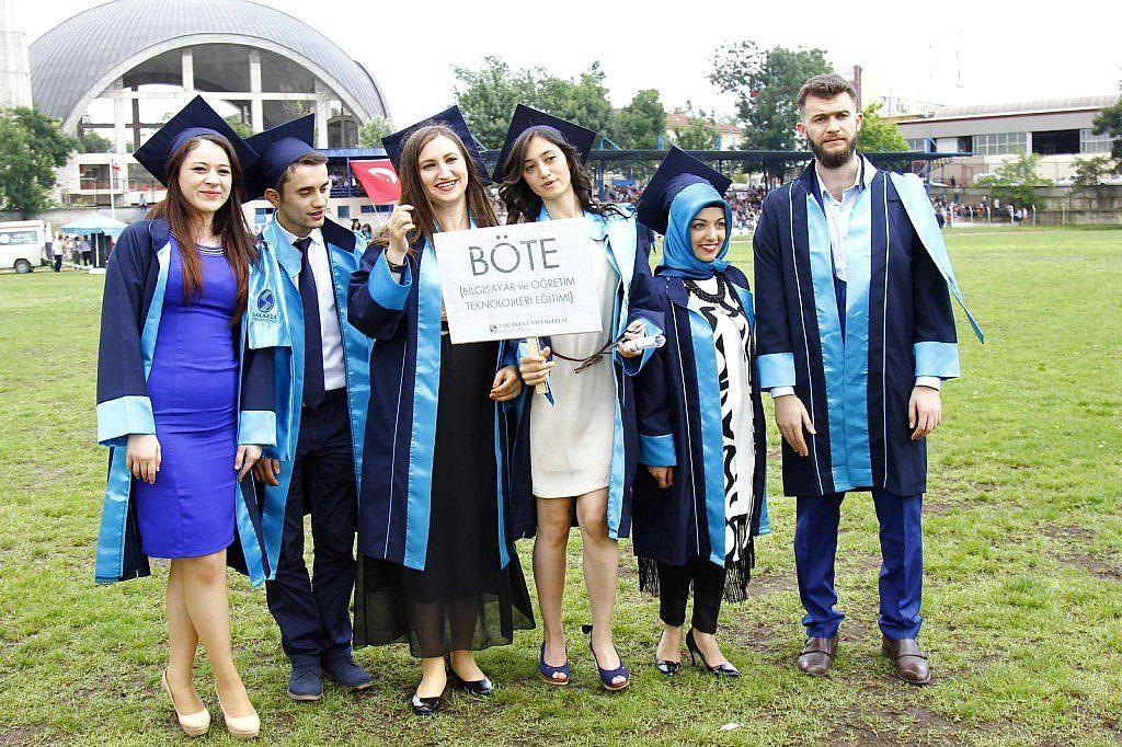 SAÜ Eğitim Fakültesi Mezuniyet Töreni-2015 (6)