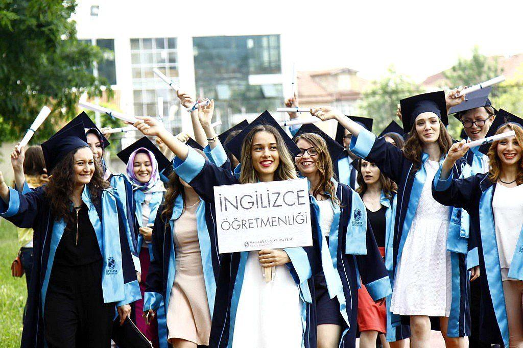 SAÜ Eğitim Fakültesi Mezuniyet Töreni-2015 (7)
