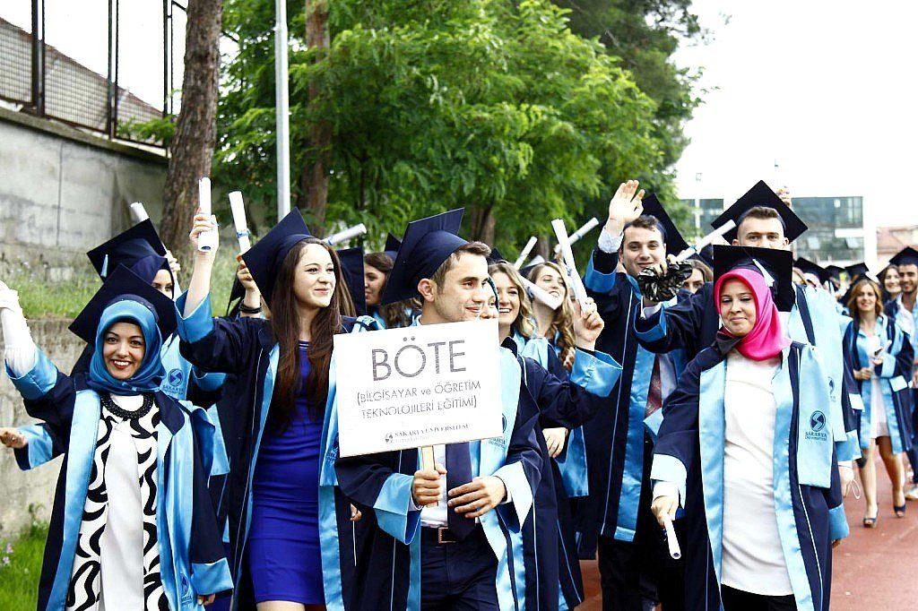SAÜ Eğitim Fakültesi Mezuniyet Töreni-2015 (8)