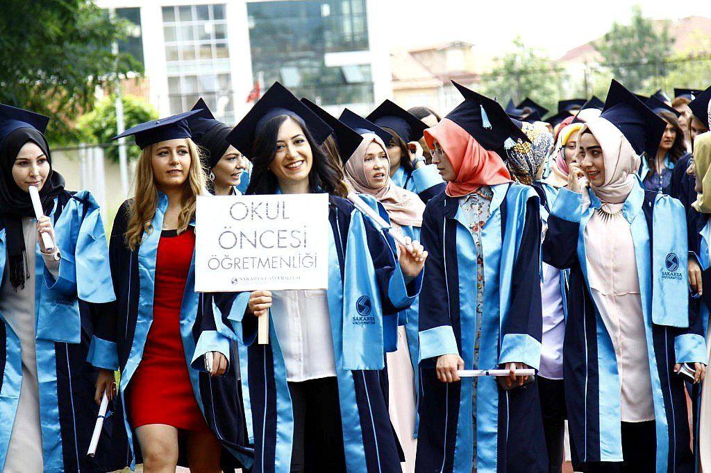 SAÜ Eğitim Fakültesi Mezuniyet Töreni-2015 (9)