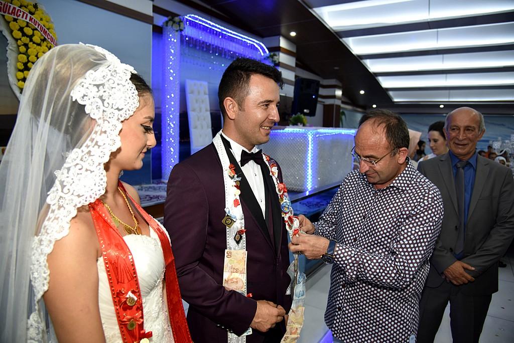 Samet Vural evlendi (1)