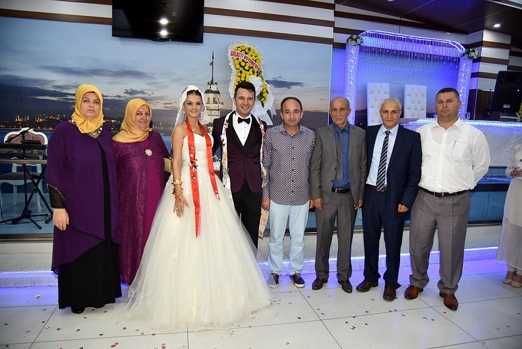 Samet Vural evlendi (2)